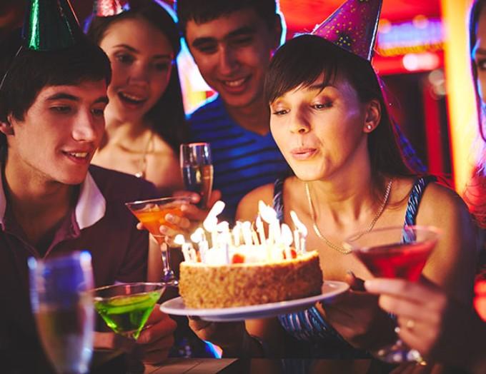 Tiki Party Charters Birthday Party